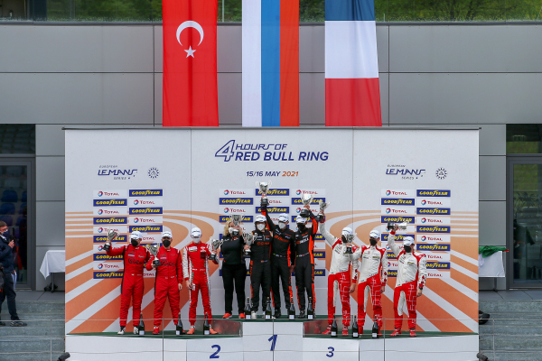 RACING TEAM TURKEY SCORES MAIDEN PODIUM AT RED BULL RING