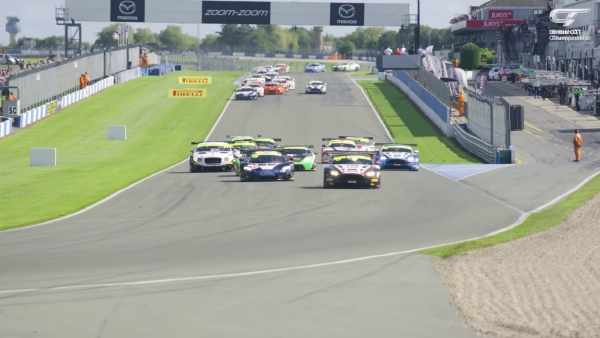 British GT Postcard: Donington Park 2016