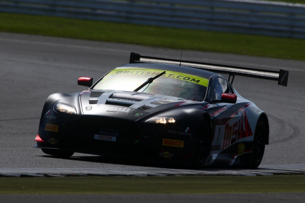 Steering issues blight TF Sport challenge at Silverstone 500