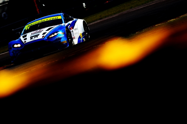 TF Sport - British GT Round 5 Facts and Stats