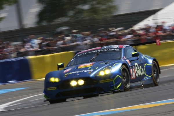 TF Sport content with gruelling Le Mans 24H finish