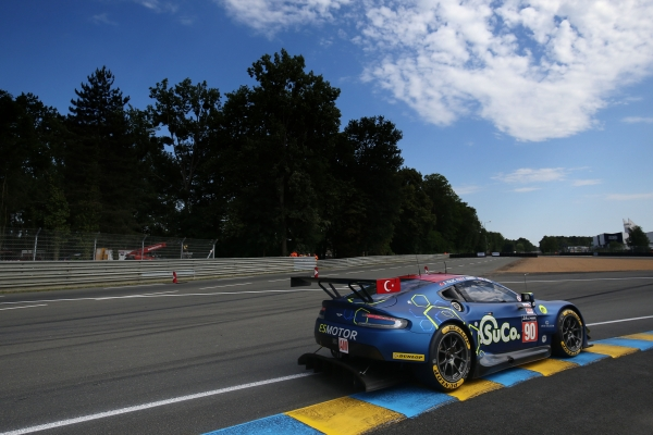 TF looks back on their first Le Mans