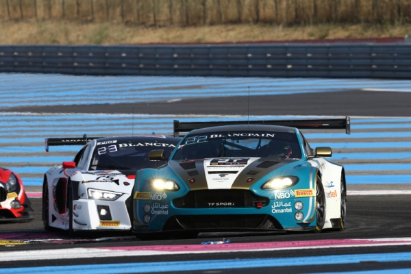TF Sport secure second at Circuit Paul Ricard 1000 KM
