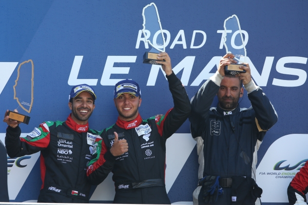 Road to Le Mans double victory for TF Sport, Al Harthy and Jackson