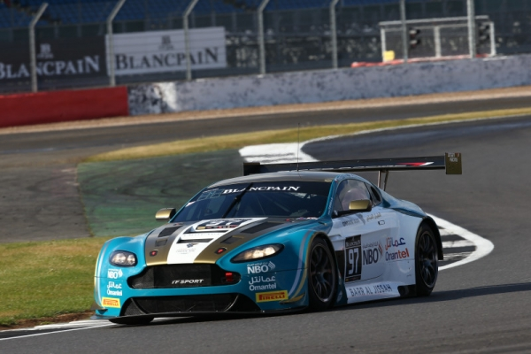 Jackson joins Al Harthy for Road to Le Mans