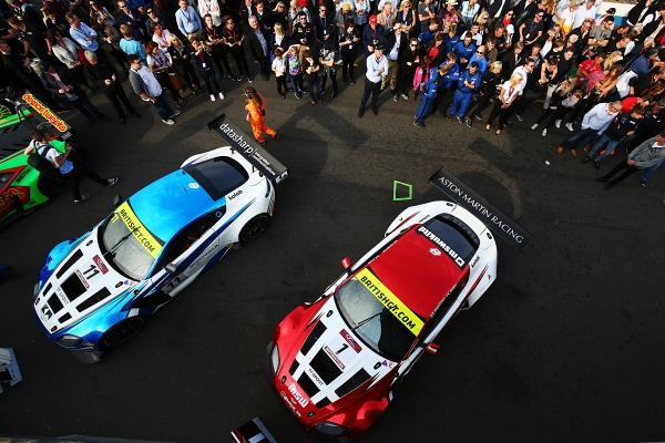 TF Sport commits to British GT with Johnston and Farmer