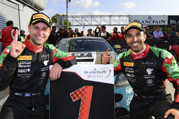 TF Sport take Blancpain Endurance Cup Pro-Am victory at Monza